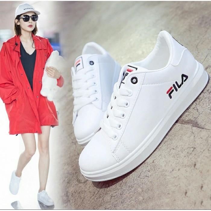 sepatu kets fila - Temukan Harga dan Penawaran Online Terbaik - Sepatu  Wanita Februari 2019  94e52bcb5c