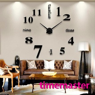 3D Mirror Wall Sticker A-Z Letter DIY Art Mural Home Decor Acrylic Decals Silver | Shopee Indonesia