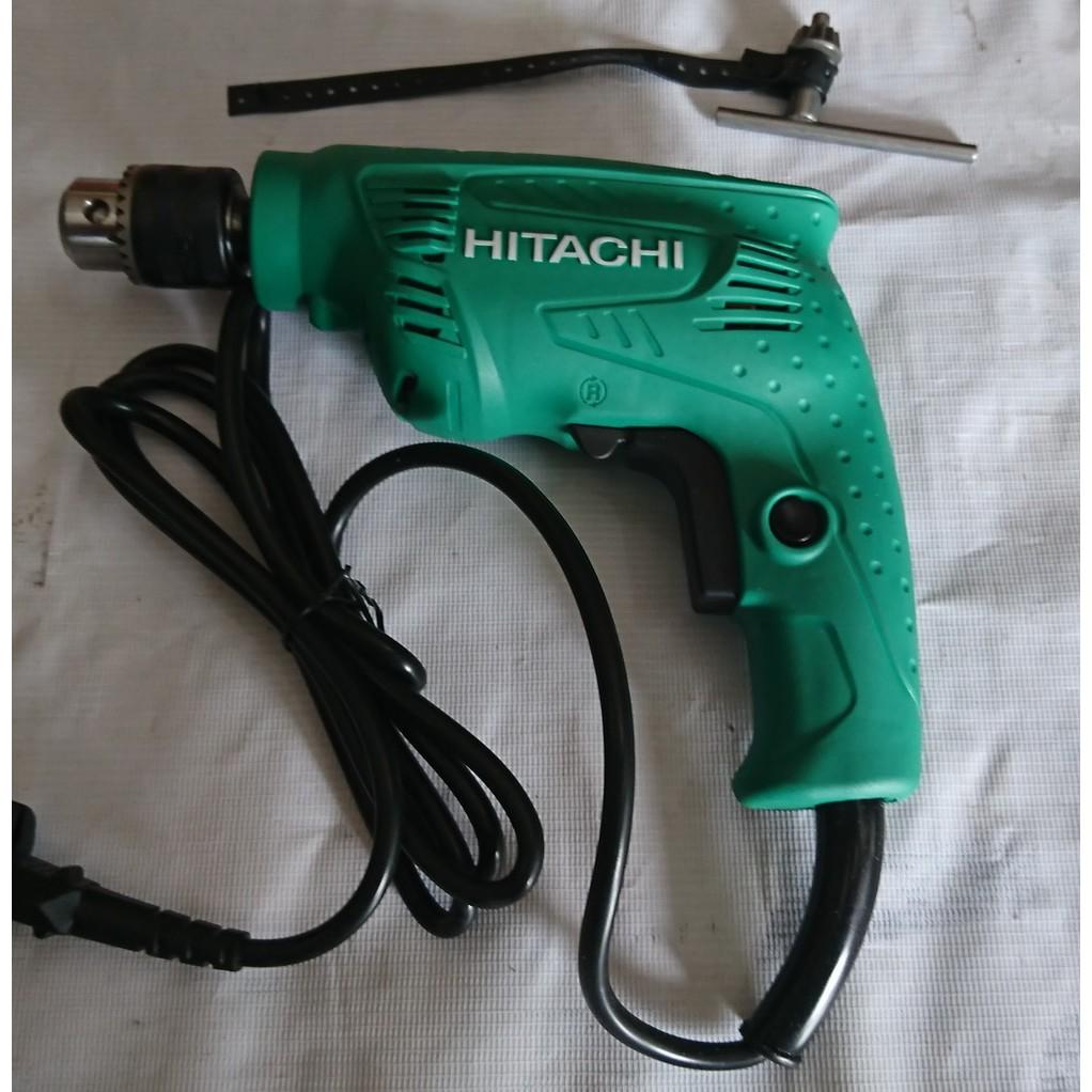 Hitachi D 10vst Bor Listrik Non Impact Daftar Harga Terkini Bosch Gbm 13 Hre Mesin Torsi Tinggi Tangan 10 Mm Bolak Balik Dv10st Hand Drill Shopee Indonesia