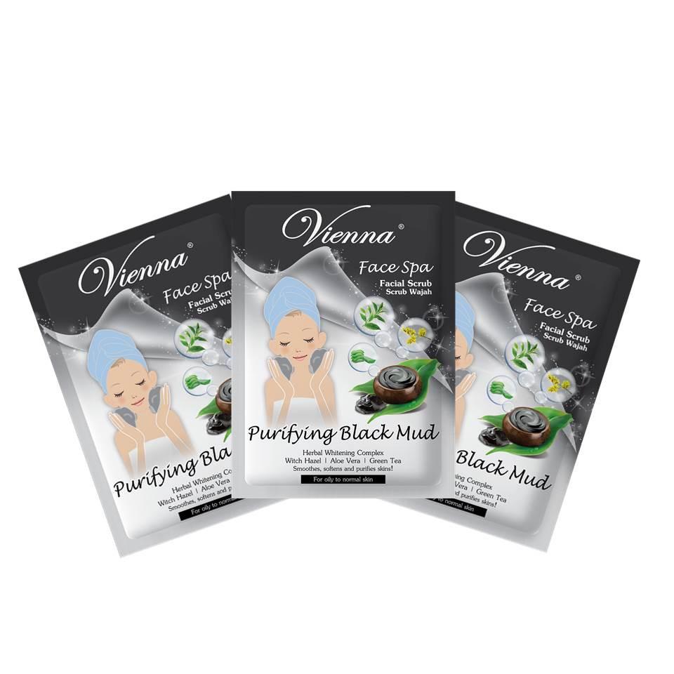 Vienna Face Mask Peel Off Matcha Green Tea 50ml Shopee Indonesia Azzahra Masker Maks Goats Milk Delight 15ml Sachet