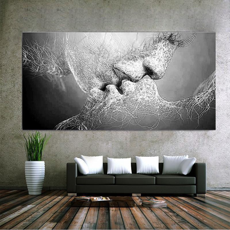 35+ Ide Contoh Gambar Abstrak Hitam Putih Simple