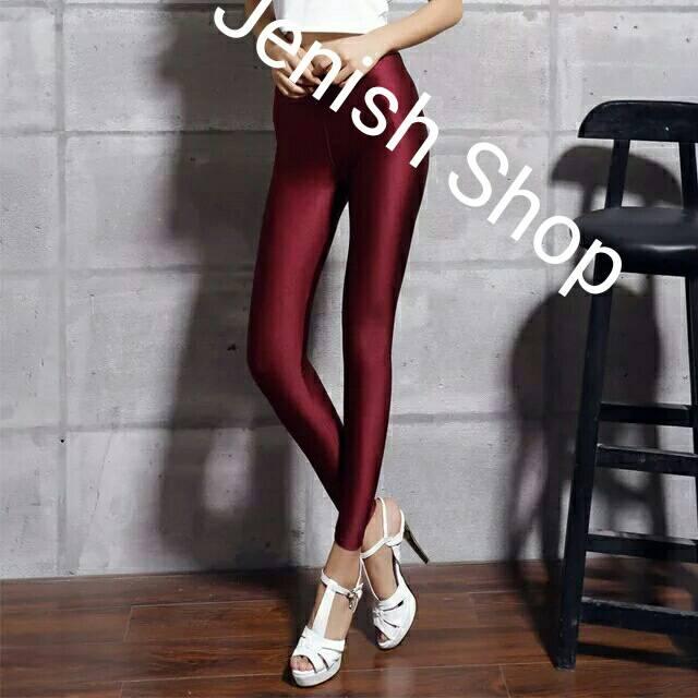 Leging Super Legging Dewasa Leging Cewek Celana Ketat Celana Cewek Celana Licin Leging Shopee Indonesia