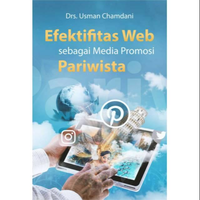 New Buku Efektifitas Web Sebagai Media Promosi Pariwisata Shopee Indonesia