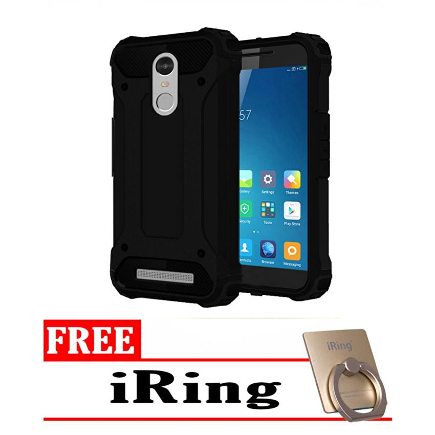 Softcase Anti Kreck For Oppo F1S Series + Free iRIng   Shopee Indonesia