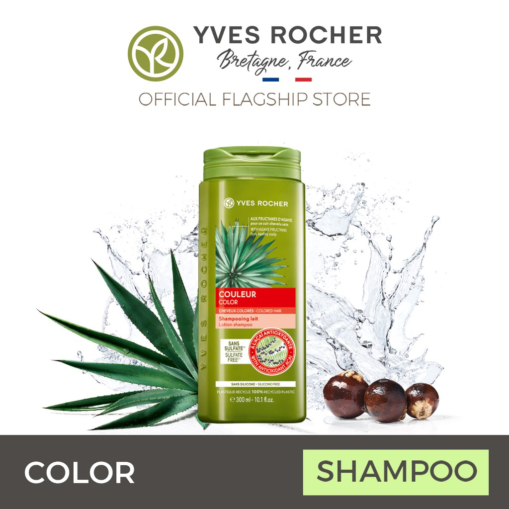 Yves Rocher Color Shampoo 300 ml