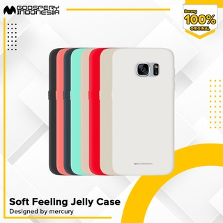 GOOSPERY Samsung Galaxy S7 Edge Soft Feeling Jelly Case