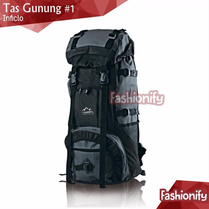 Tas Gunung Carrier Murah Hiking INFC Original Carier Outdoor Daypack 1 1297  Premium Quality  6570243c7a