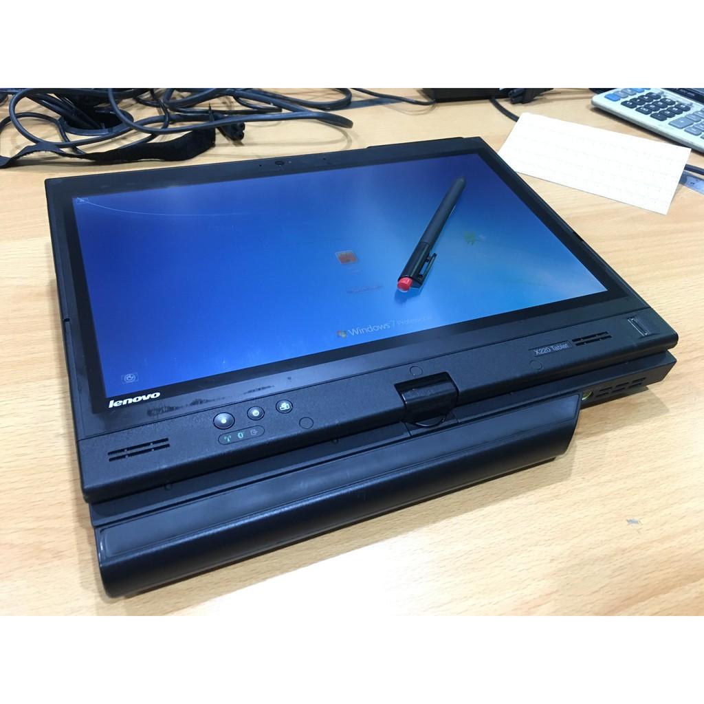 Laptop Bekas Lenovo Thinkpad X220 Tablet Layar Sentuh Core I5 Hdd 320gb Ram 4gb Murah Shopee Indonesia