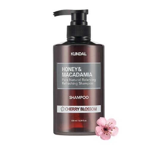 Kundal Nature Shampoo Cherry Blossom 500 ml-1