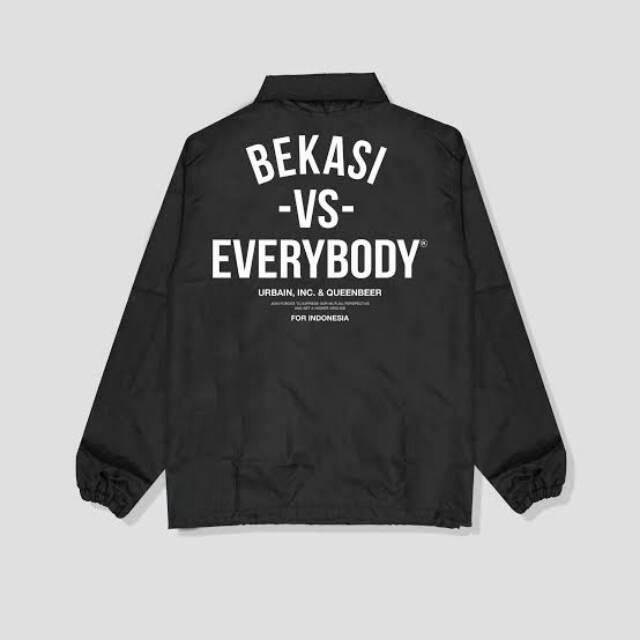 Bekasi Vs Everybody Windbreaker Shopee Indonesia