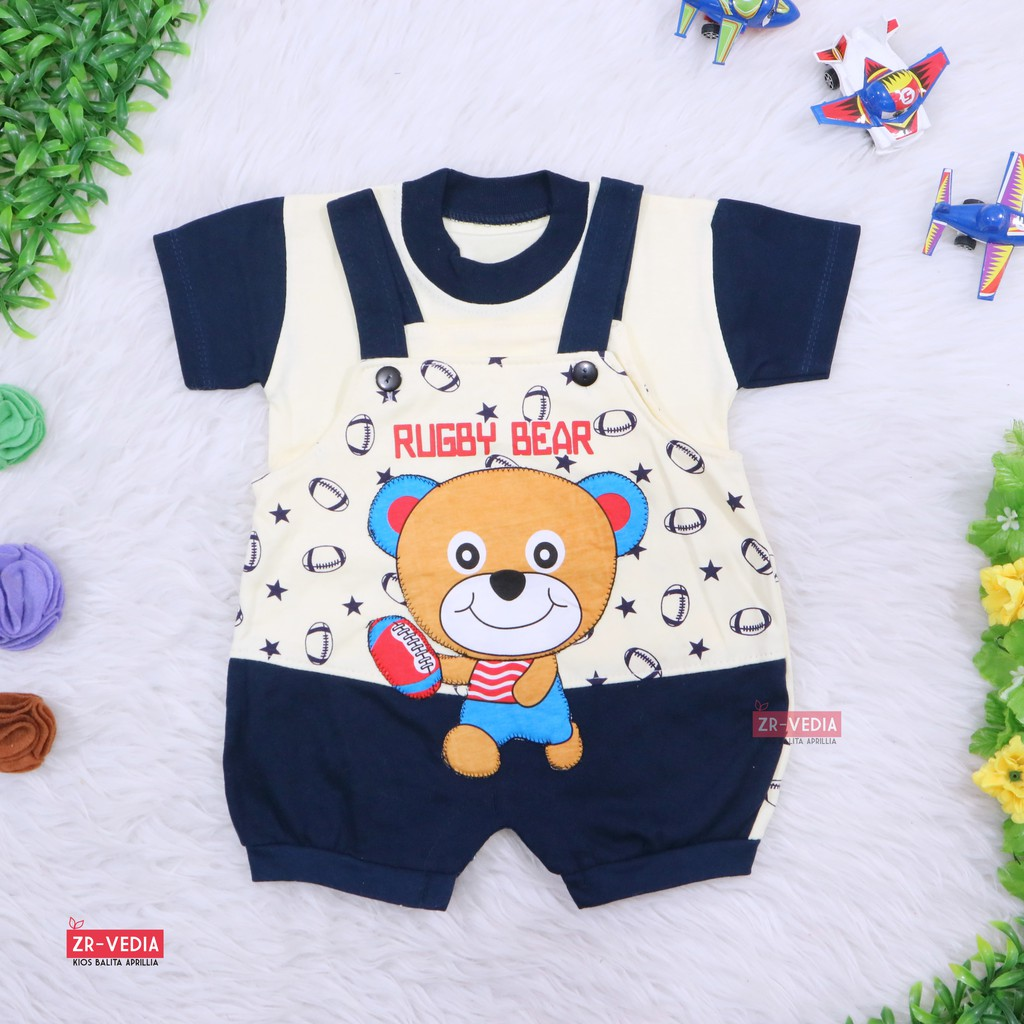 Celana Kodok Kaos uk Bayi 3-18 Bulan/ Baju Bayi Laki Kaos Bayi Setelan Bayi Setelan Celana Kado Lucu | Shopee Indonesia