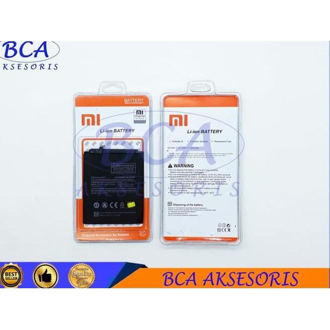 Best Produk BATERAI XIAOMI REDMI NOTE 5A - MI5X - MIA1 - MI 5X - MI A1 - BN31 &%$ | Shopee Indonesia