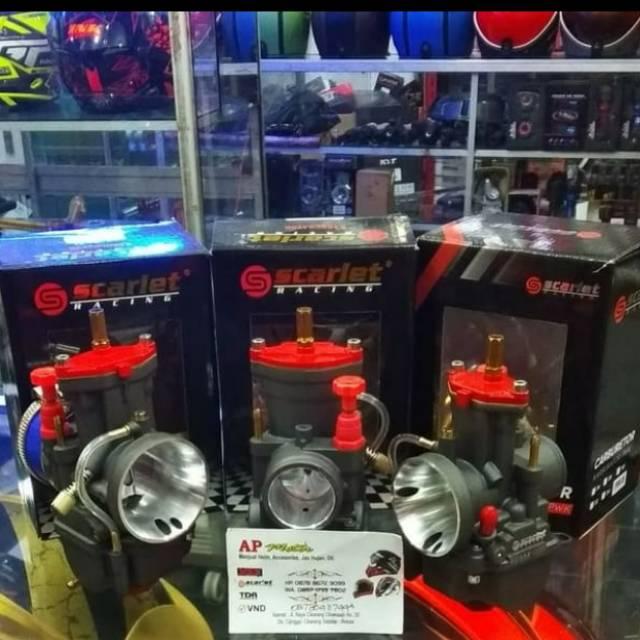 Karburator/Carbu/Pwk 28,32,34 Scarlet | Shopee Indonesia