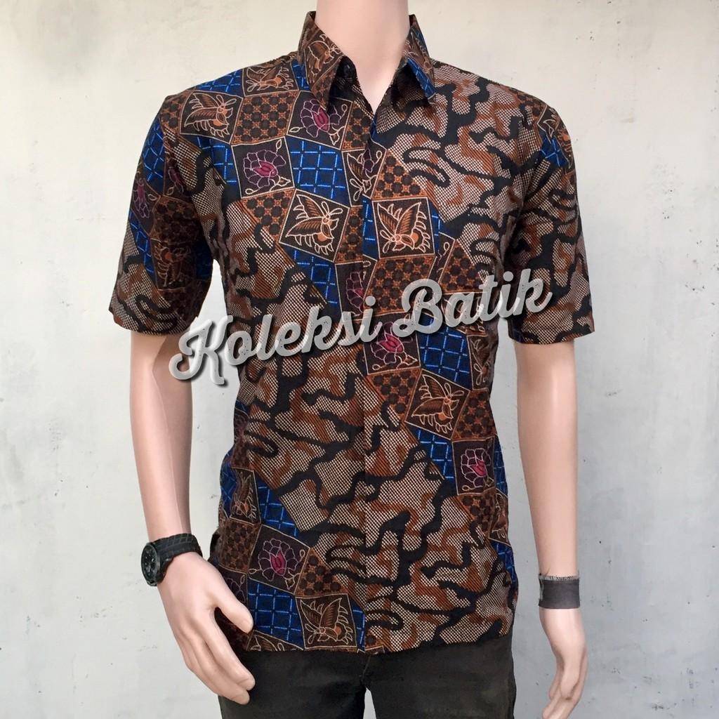 Kemeja Batik Dayak Kalimantan  b4a51b4dbc