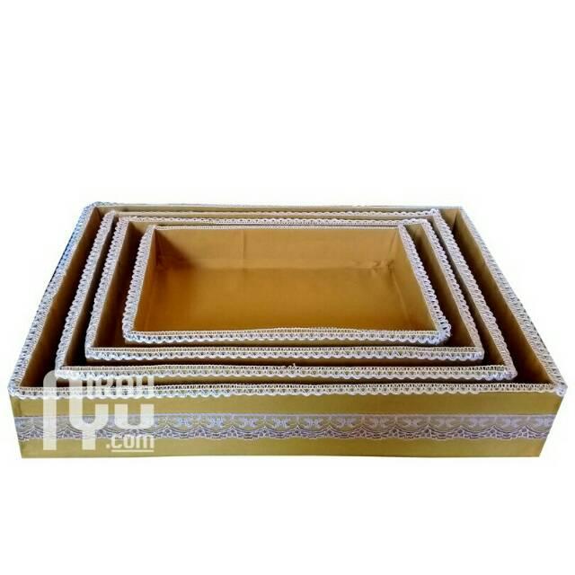 Kotak Hantaran Seserahan Isi 1 pcs .