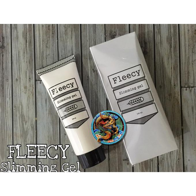 Fleecy Slimming Gel BPOM Hot Gel Pelangsing Crea Pelangsing Perut Paha | Shopee Indonesia