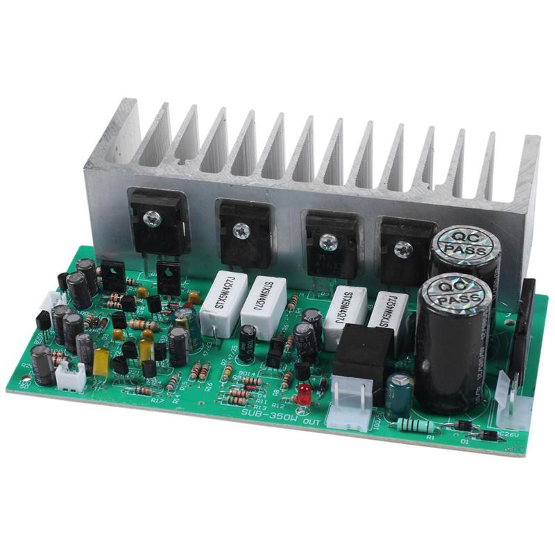 350W Subwoofer Amplifier Board Mono High Power Subwoofer a Amplifier Board DIY Subwoofer Speaker