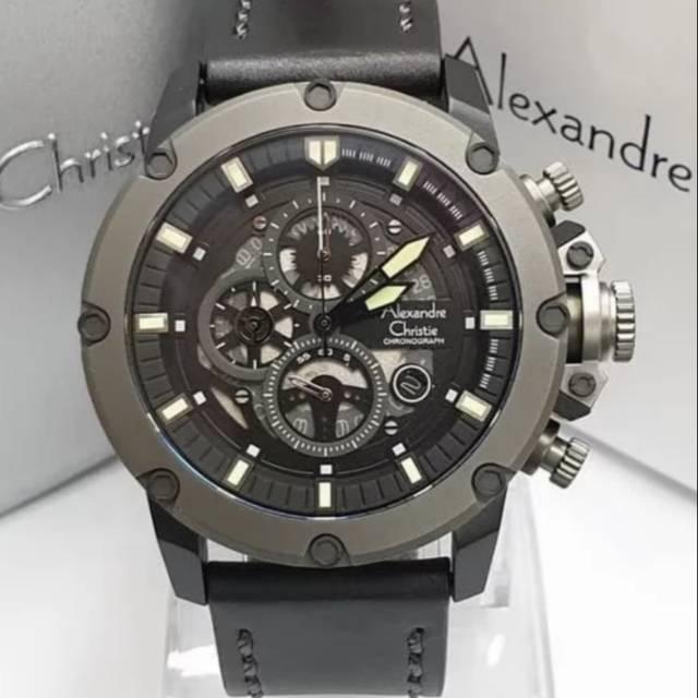 Jam Alexandre Christie AC 6416 Black
