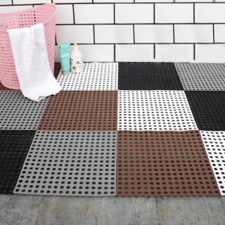 Stitching Diy Bathroom Mat Bathroom Shower Impermeable