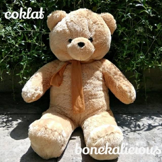 Boneka Beruang Teddy bear 150 Cm Harga Termurah  50d2b7a626