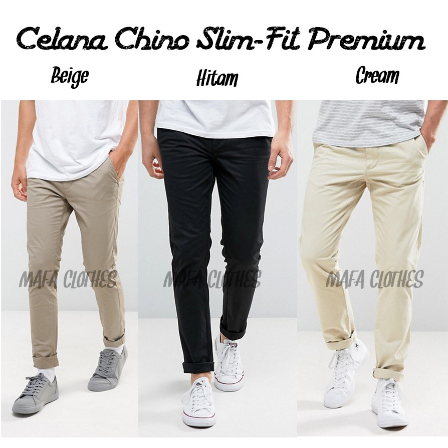 66+  Celana Chino Berbagai Warna Paling Bagus Gratis