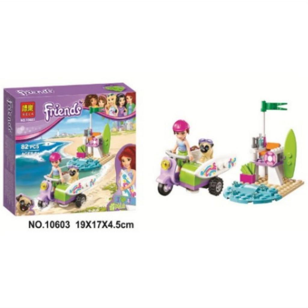 Mmtoys Lego Bela Friends 10605 87 Pcs Andrea Music Duet Stage