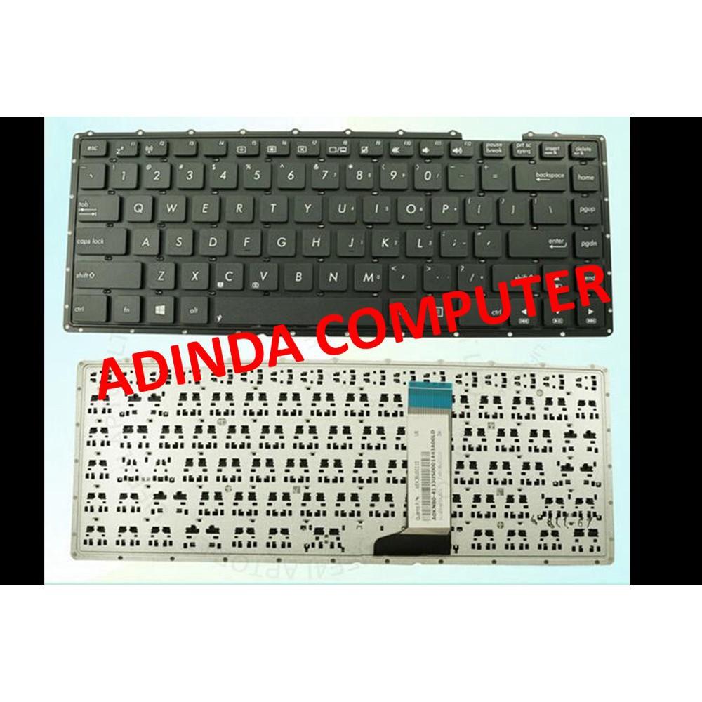 Keyboard Laptop Asus X451 X451c X451m X451ma X451e X452 X453 X453m A455l X455 X455l D451 D451v D451e D451ve Shopee Indonesia