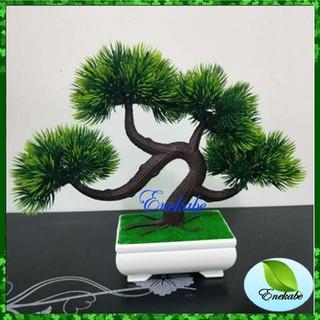 Bunga Palsu Untuk Dekorasi Rumah Artificial Flower Bunga Hias Shabby Bunga Plastik Bonsai Mini