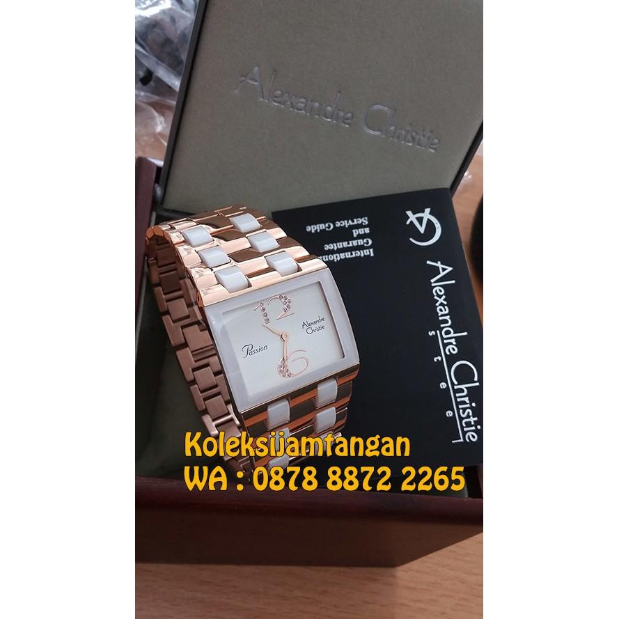 Dapatkan Harga Christie Wanita Jam Tangan Pria Led Diskon Shopee Alexandre Ac 2438 Bf Black Rose Gold Indonesia