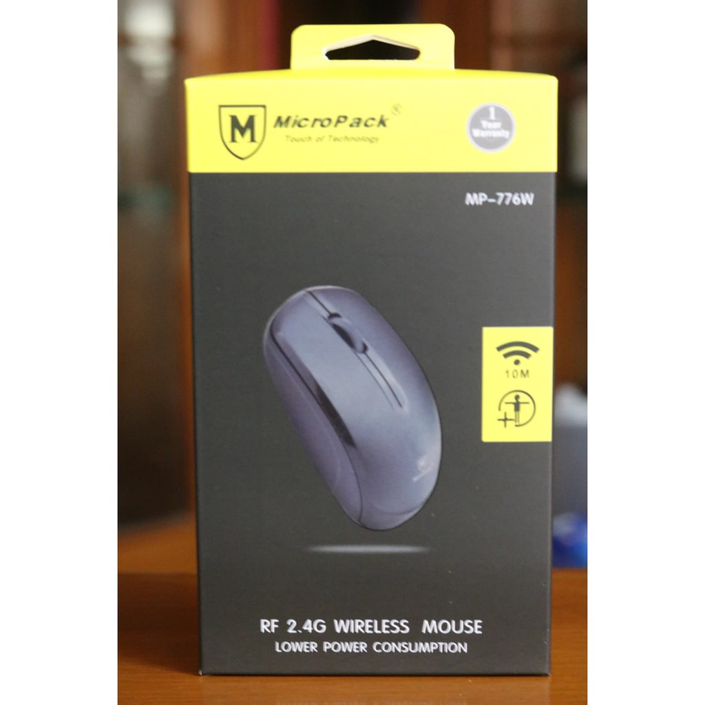 Presenter Wireless Mouse Micropack Wpm 03 Air Green Shopee Indonesia Double Lens