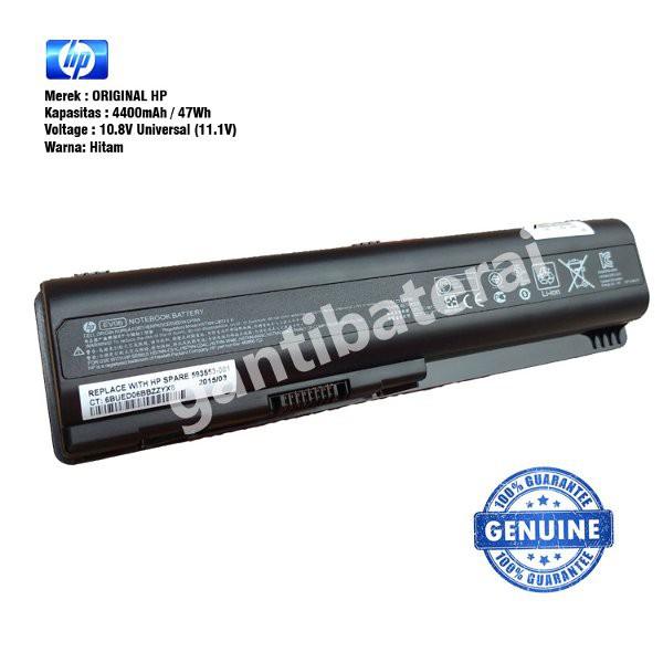 Original Baterai Laptop HP COMPAQ Presario CQ40, CQ41, CQ45, CQ60, CQ61,