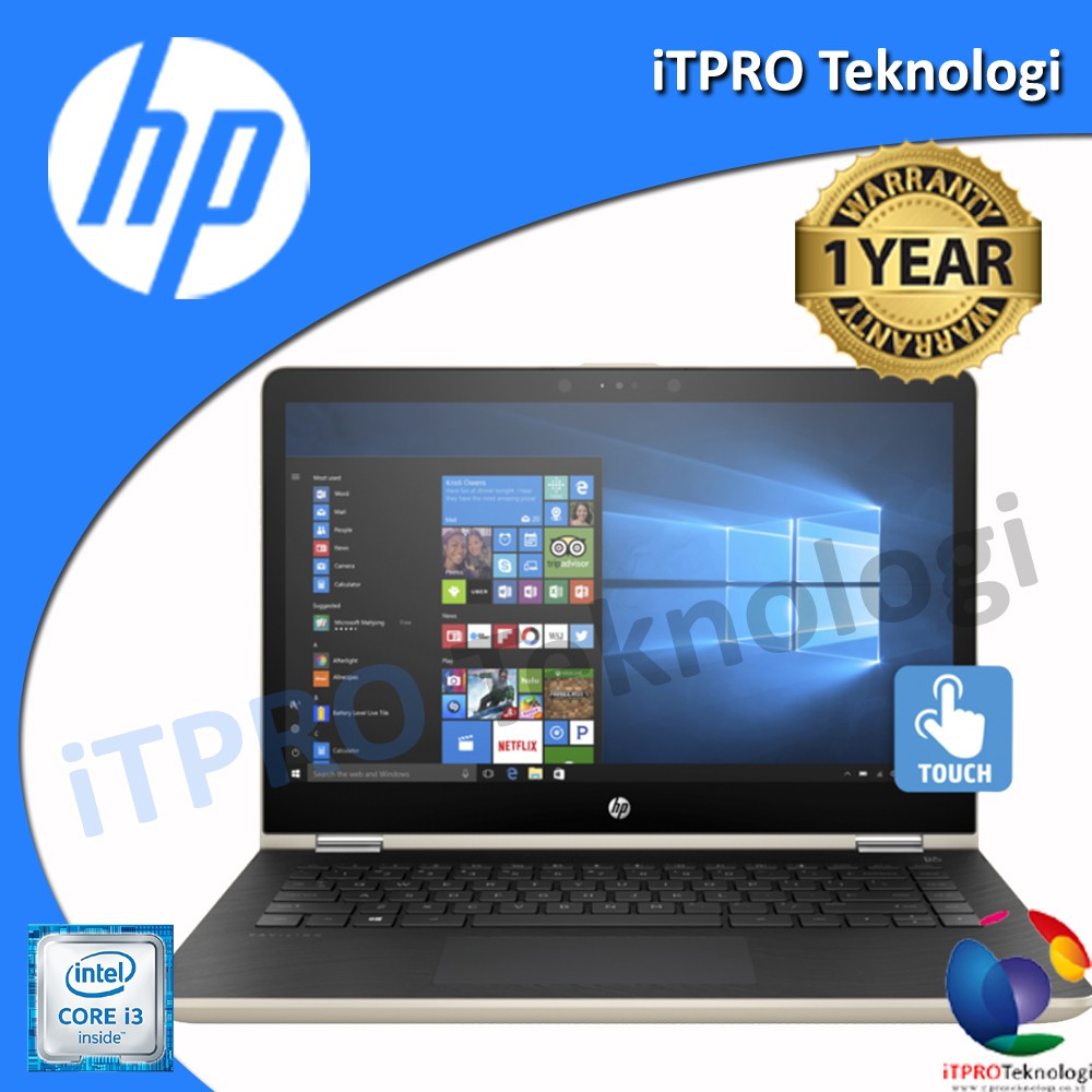 HP 14-AM053TX Red - Core i3-6006U-4GB-500GB-R5M430-14''-W10 | Shopee Indonesia
