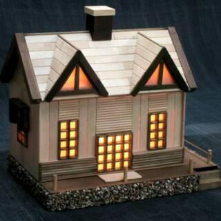 8800 Koleksi Gambar Rumah Yang Terbuat Dari Stik Gratis Terbaik