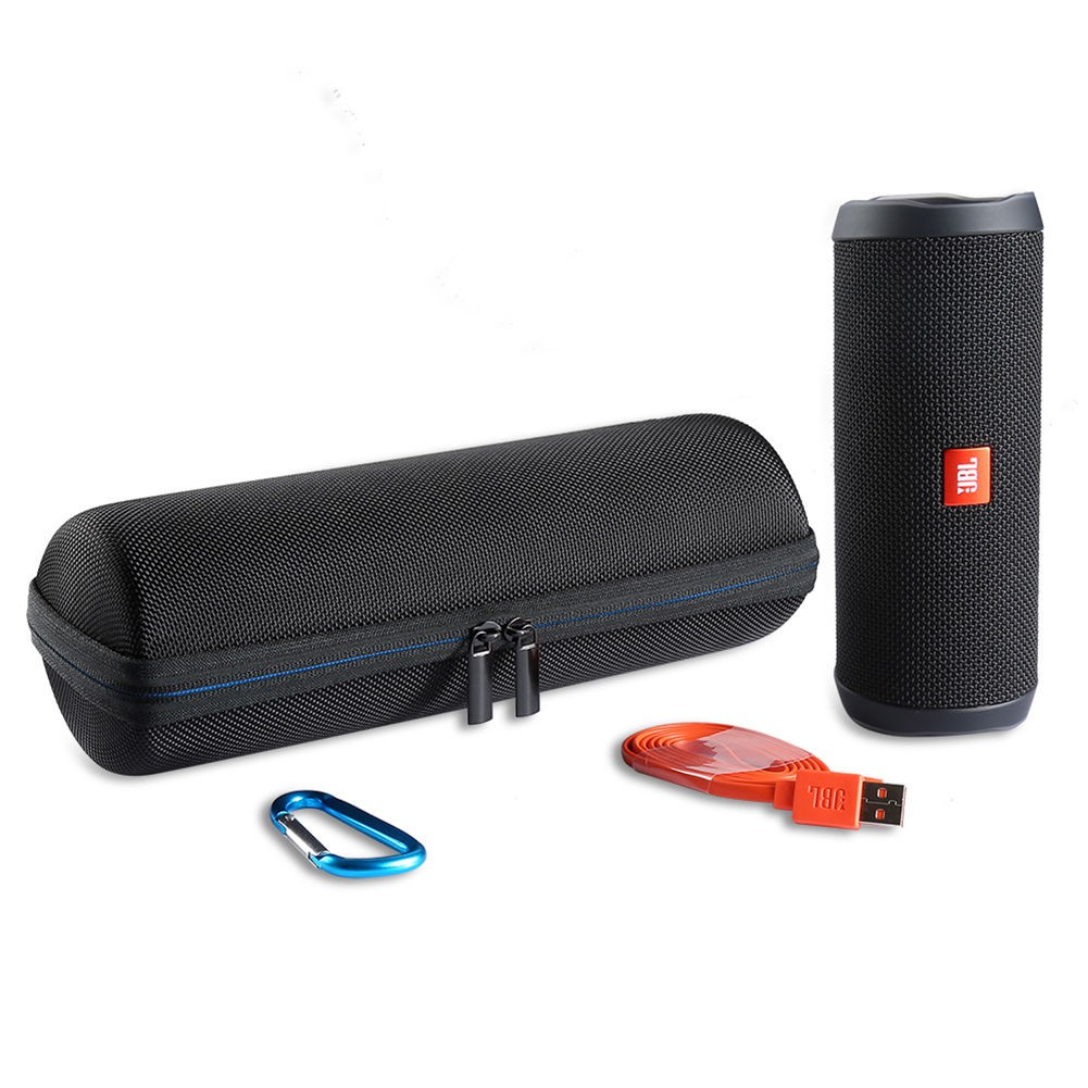 Jbl Charge 3 Cover Portable Case Pouch Bag For Bluetooth Speaker Flip 2 Biru Plug Cable Shopee Indonesia