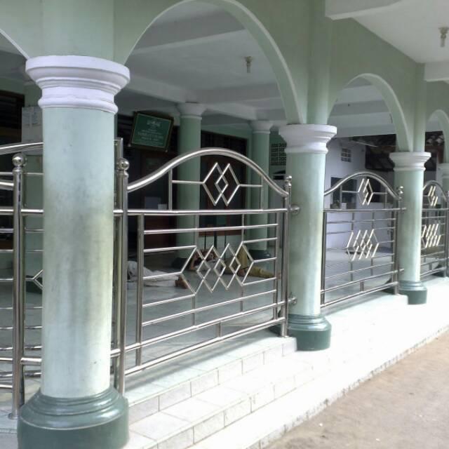 Stainless Steel Untuk Masjid | Shopee Indonesia