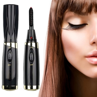 Alat Penjepit Bulu Mata Elektrik Portable Tahan Lama Dengan Pemanas Untuk Makeup thumbnail