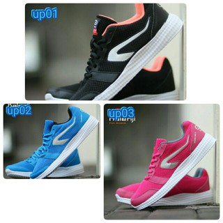 Sepatu Senam Kalenji Lady Jogging Aerobik Sneakers Wanita Sport Murah Promo  Modis Keren 818adcbca0