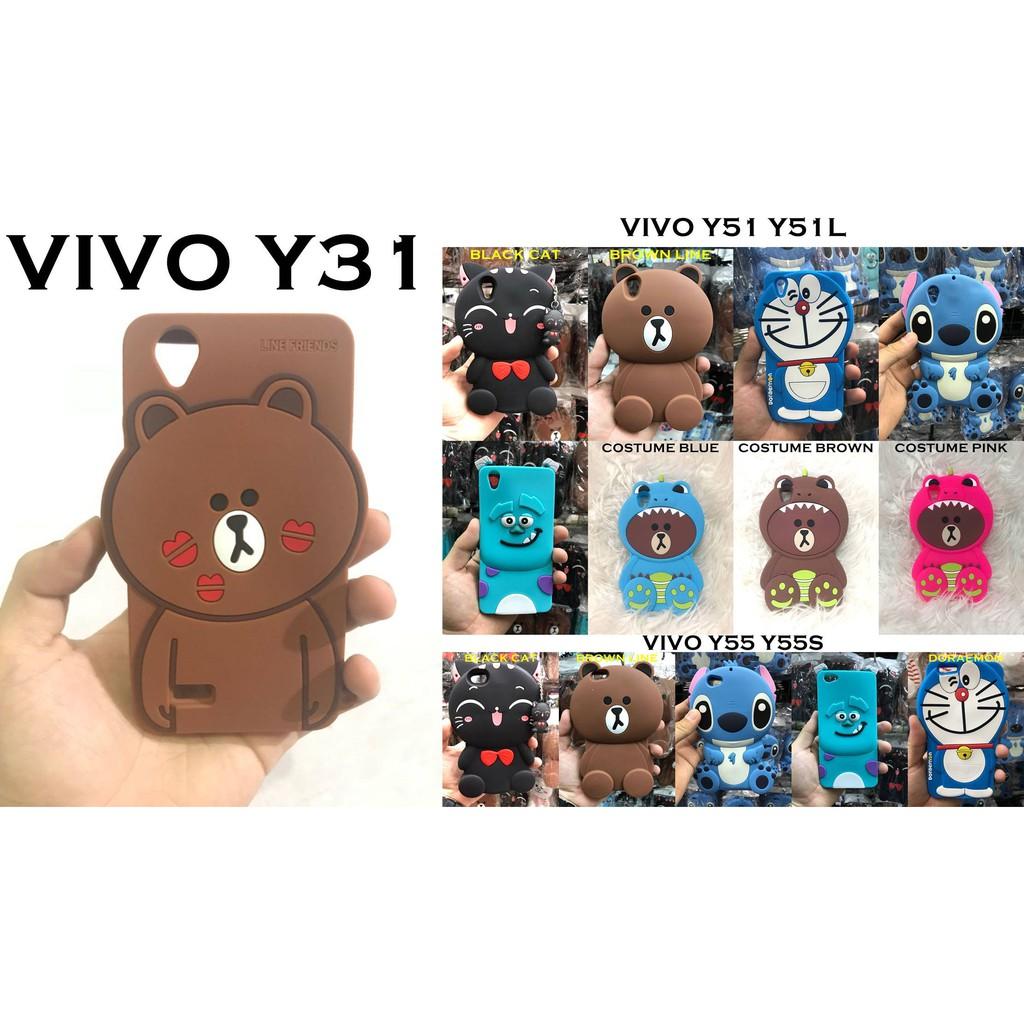 Case Cute Oppo A71 Silicon Case Karakter Boneka 3D Cartoon Case Hello Kitty Doraemon Cat | Shopee Indonesia