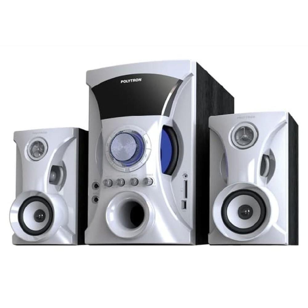 Mega Promo Polytron Multimedia Audio Pma 9502 Bluetooth Speaker Sharp Active Cbox Rb1280ubl Pmpo 22 000