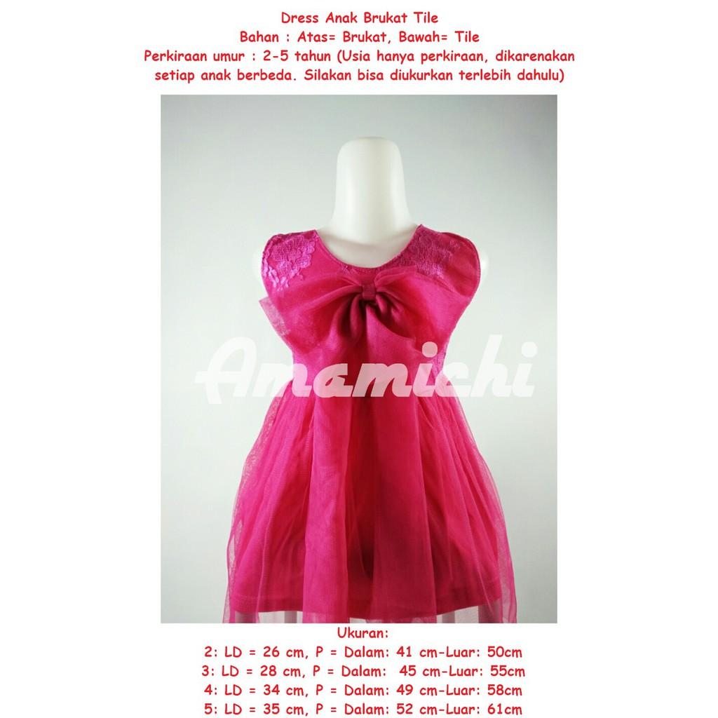 Dress Anak Umbrella Jumbo Anak Perempuan Umur 6-10 Tahun | Shopee Indonesia