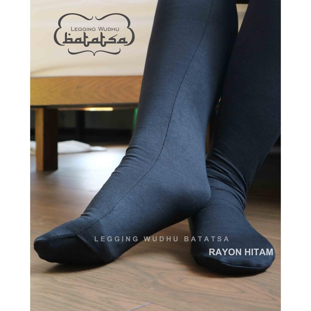 Legging Wudhu Spandex Rayon Kaos Shopee Indonesia