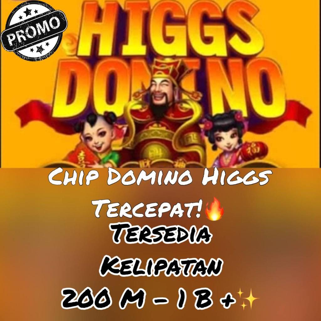 CHIP KOIN DOMINO HIGGS ISLAND AGEN RESMI