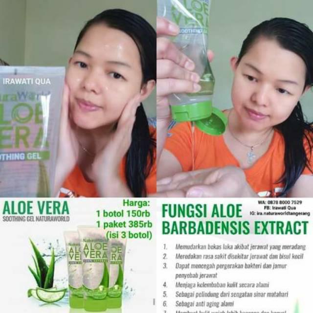 Apakah Aloe Vera Wardah Bisa Menghilangkan Bekas Jerawat