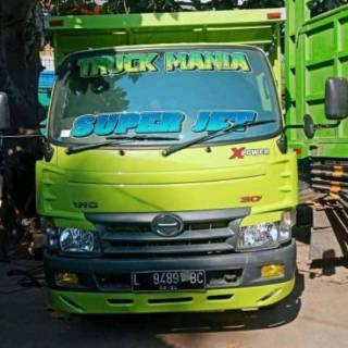 Gambar Modifikasi Truk Hino Dutro Pipi Truck Dutro Dan Dyna Besar Shopee Indonesia