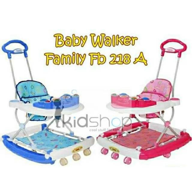 Baby Walker Family Babywalker Family Ayun Mainan Musik ...