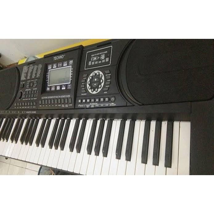Keyboard Techno T9800i Paket Lengkap Shopee Indonesia