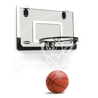Mini Basketball Hoop With Ball 18 Inch X12 Inch Shatterproof Backboard Shopee Indonesia