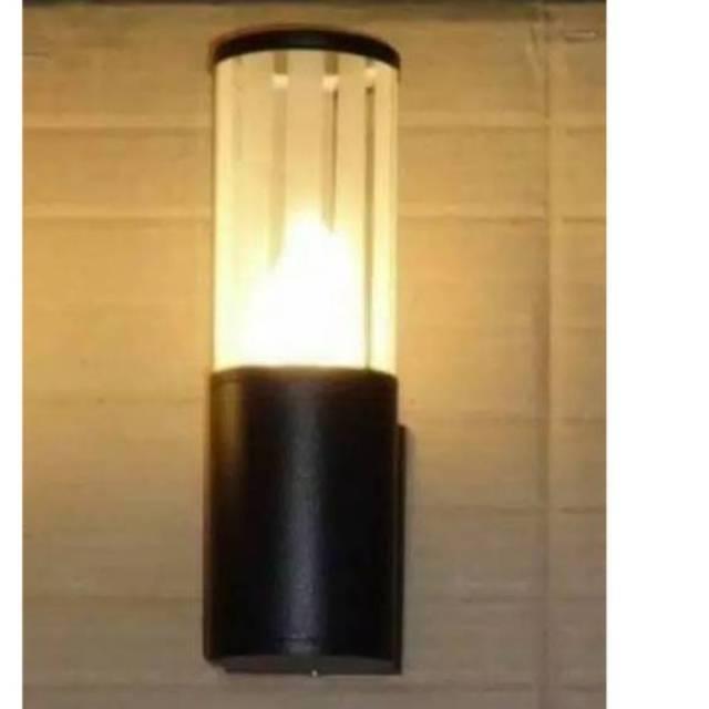 Lampu Dinding 1 Lampu Minimalis / Lampu Tempel / Lampu Hias / Lampu Taman Outdoor | Shopee Indonesia