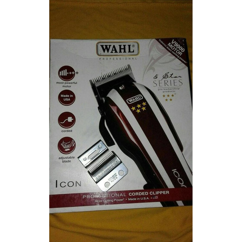 Pengasah asahan asah penajam mata pisau wahl cliper mesin cukur rambut cadangan   Shopee Indonesia