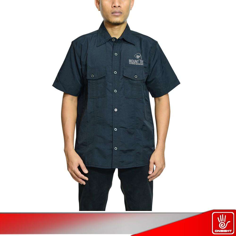 Kemeja Panjang Pria Co Trek Rubyrock Shopee Indonesia Flanel Model Slimfit Modern Motif Flannel Kotak Monte Putih L